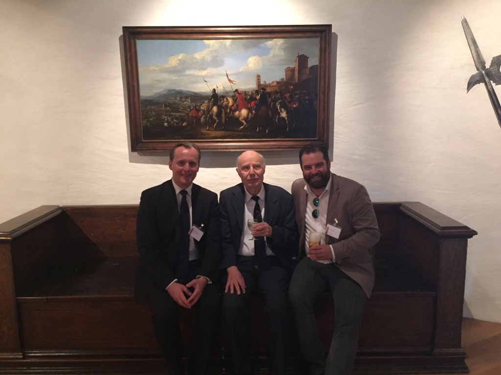 Thorsten Polleit, Professor Dr. Peter Bernholz, Steffen Krug, 20 May 2016, Liechtenstein